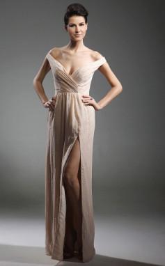 vestidos espectaculares de noche 2012