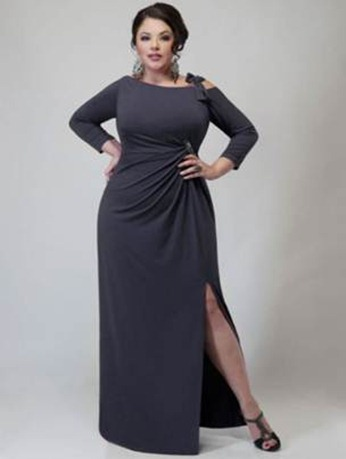 vestidos gorditas modernas