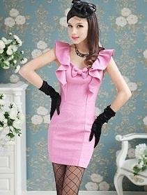 vestidos con lunares