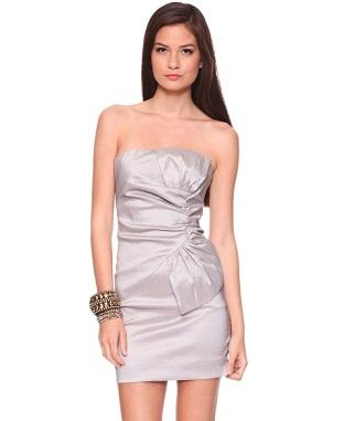 vestidos corte imperio