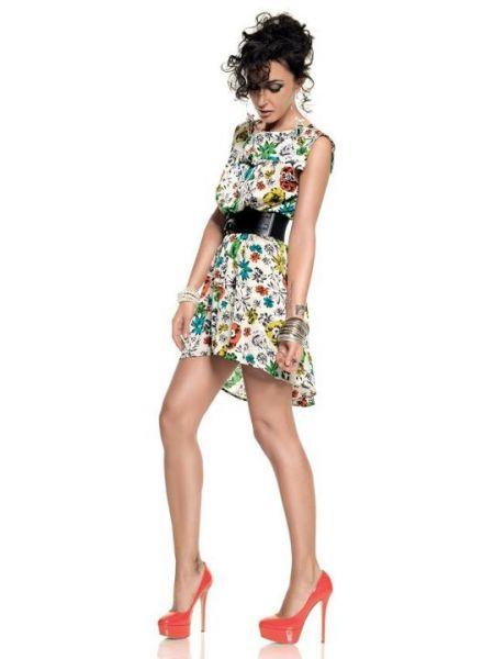 tipos de vestidos elegantes