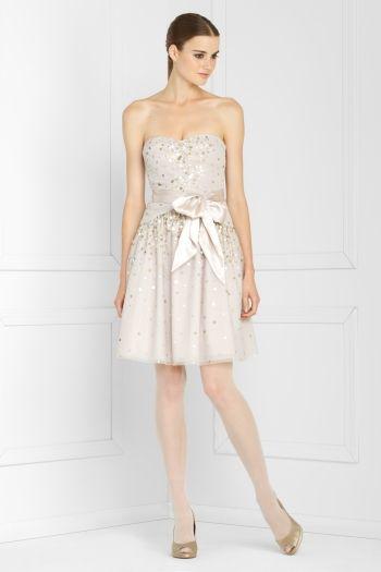 vestidos con rosas