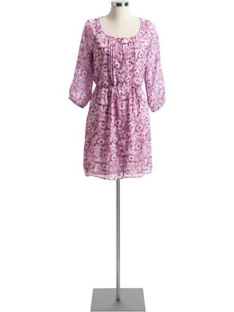 vestidos floreados de primavera