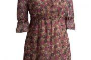 Vestidos de moda gorditas otoño/invierno 2012