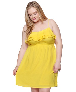 vestidos gorditas primavera 2012