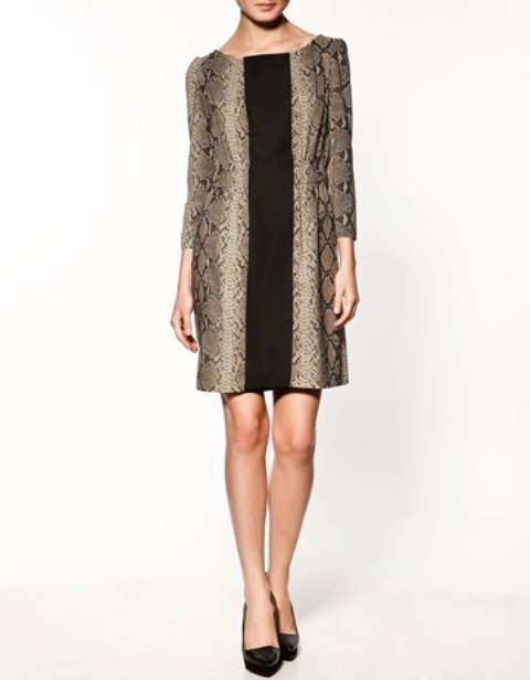 vestidos de moda invierno