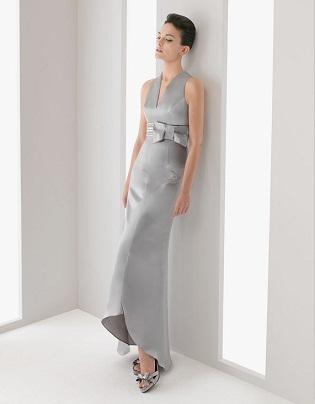 vestidos con fruncidos