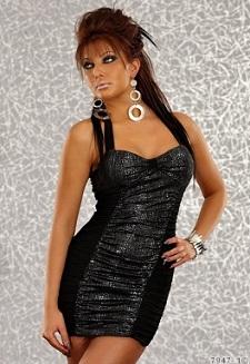 vestidos de fiesta cortos 2012