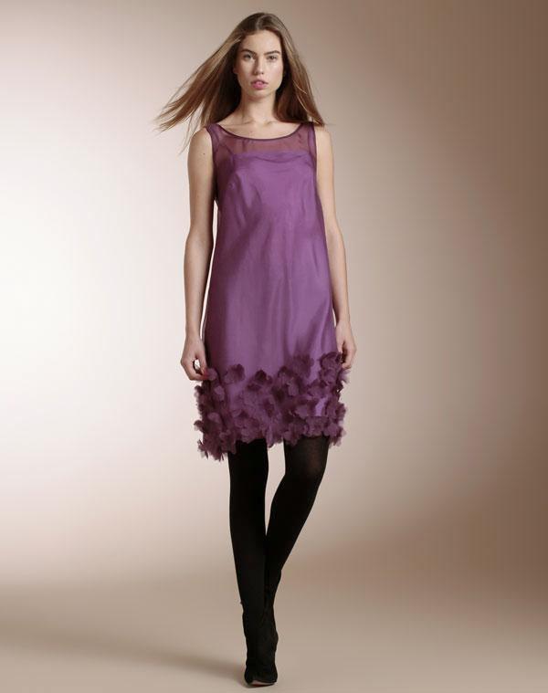 vestidos para jóvenes
