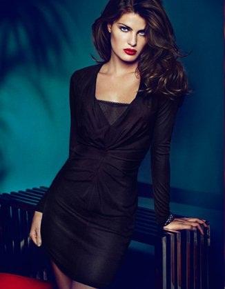 vestidos negros sexys