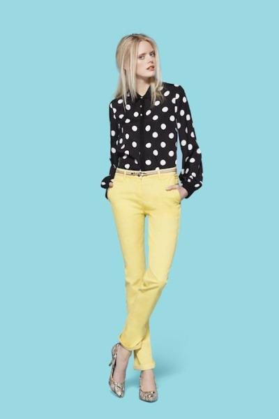 modelos de pantalones de colores
