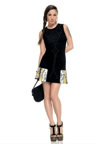vestidos ceñidos de gala