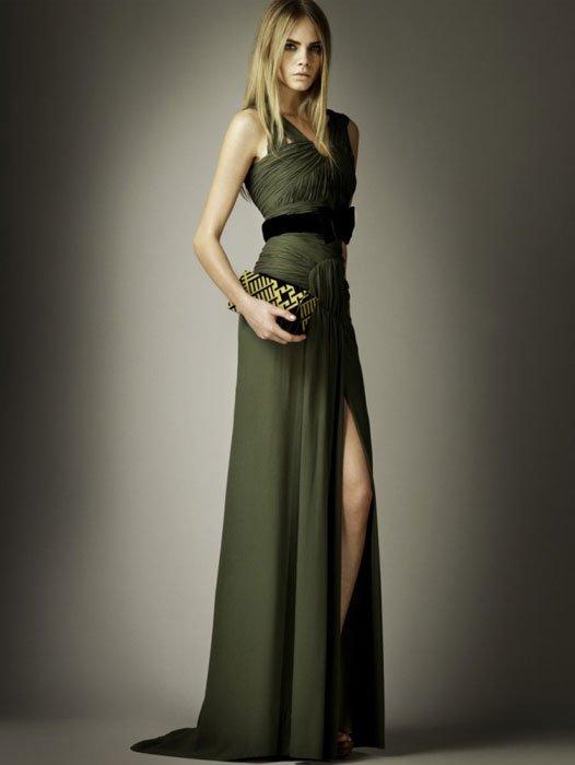 vestidos de lujo 2012