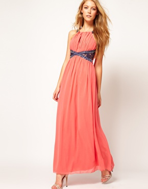 vestidos ceñidos 2012