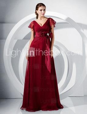 216d5e890 Vestidos largos y vaporosos para madrinas de bodas