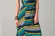 Vestidos elegantes de moda verano 2012