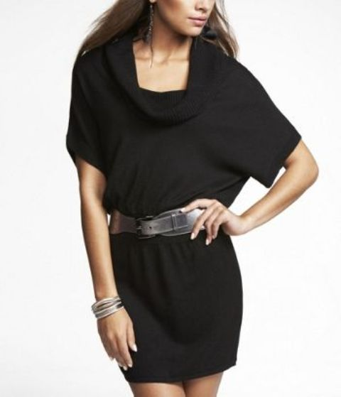 vestidos rayados 2012