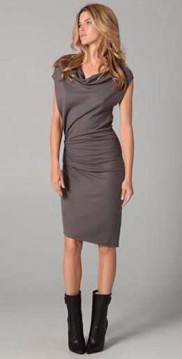 vestidos holgados modernos