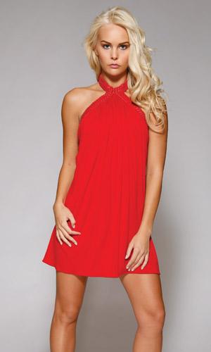 vestidos cortos para chicas