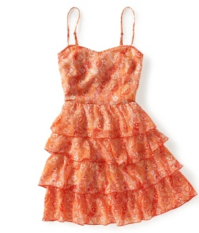 vestidos rayados