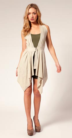 mini vestidos de verano 2012