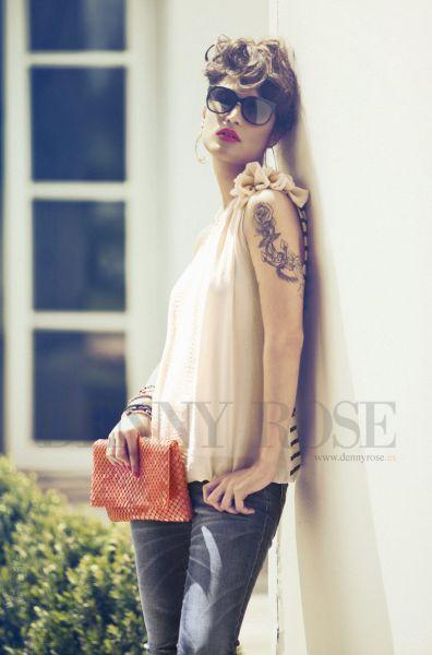 tendencias de moda 2013