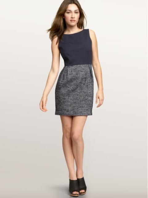 vestidos de oficina 2012