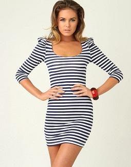 vestidos con tiritas de verano