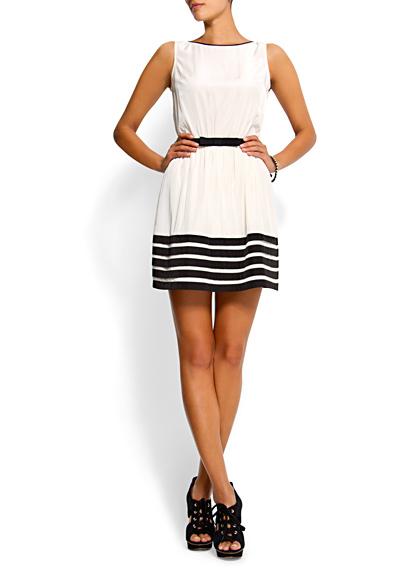 vestidos cortos veraniegos