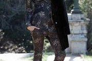 Vestidos elegantes de invierno 2012