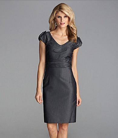 vestidos para el trabajo