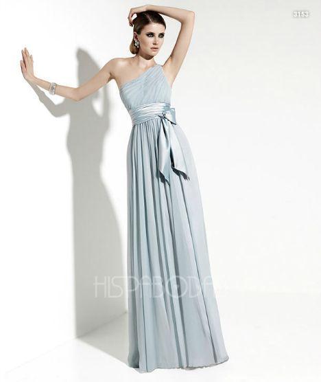 vestidos vaporosos colores claros