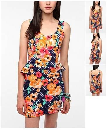 8a8f173ef Modelos de vestidos casuales con estampados hermosos