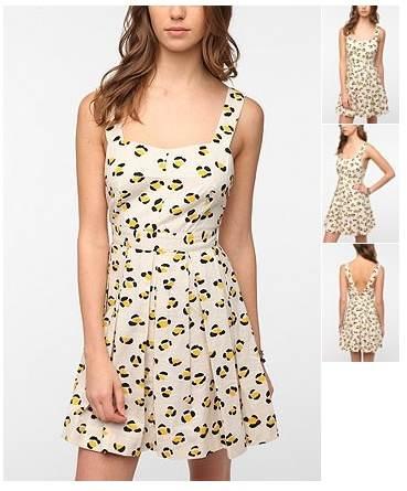 a564b7002 Modelos de vestidos casuales con estampados hermosos