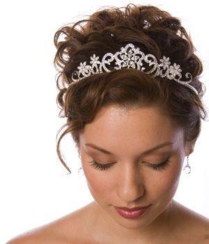 Donde comprar accesorios para peinados de novias