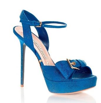 zapatos con tiritas 2012