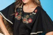 Espectaculares blusas elegantes 2012