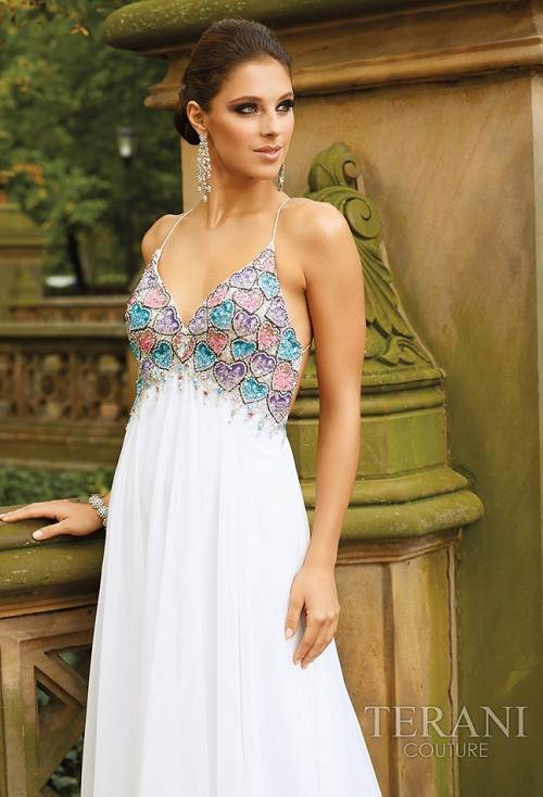 vestidos brillantes para ir de bodas