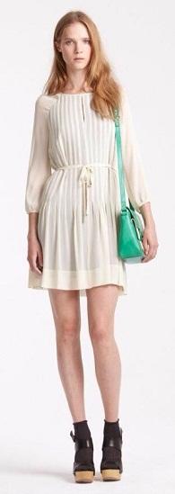 vestidos sencillos casuales