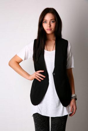 modelos de chaquetas elegantes