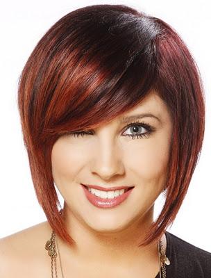 corte de cabello mujer 2012