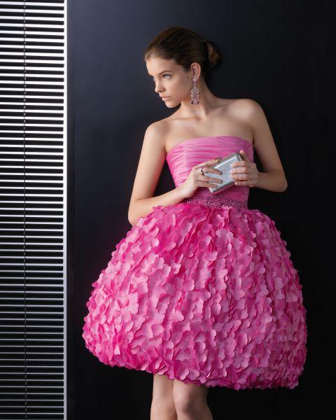vestidos brillantes cortos