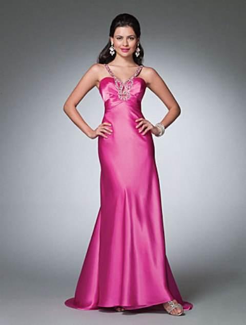 Nuevos Modelos De Vestidos Para Damas De Honor 2012