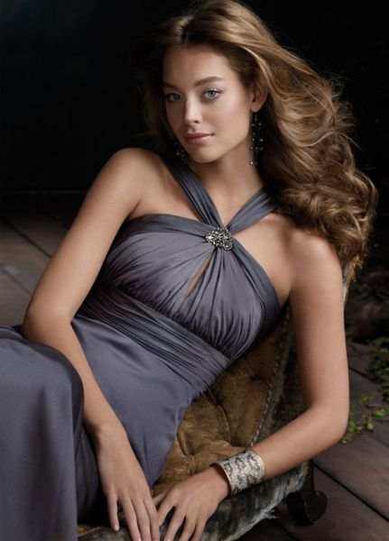 vestidos sensuales para madrinas de bodas