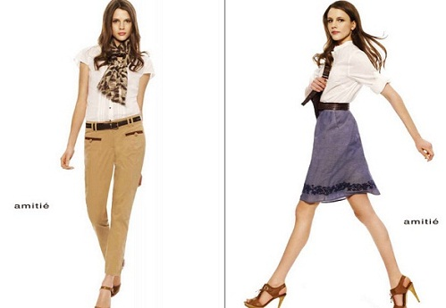 ropa de diario 2012