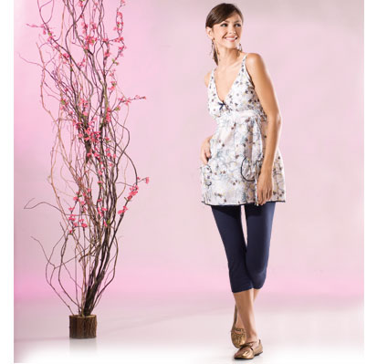 blusas para embarazadas 2012