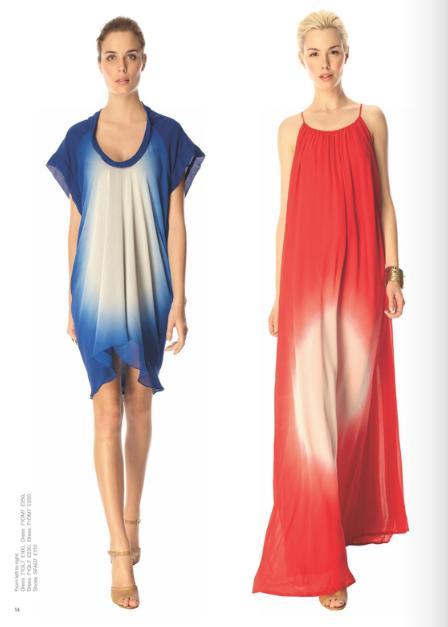 vestidos cortos con vuelo