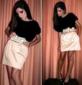 faldas de oficina