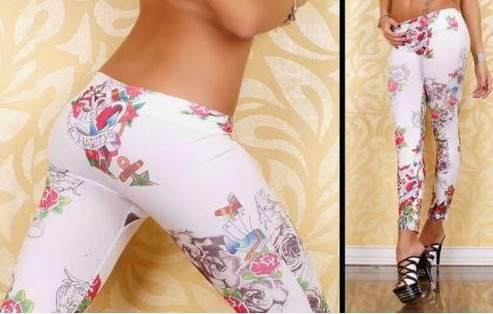 pantalones ceñidos