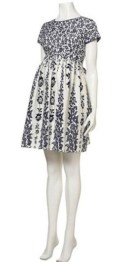 vestidos cortos de maternidad